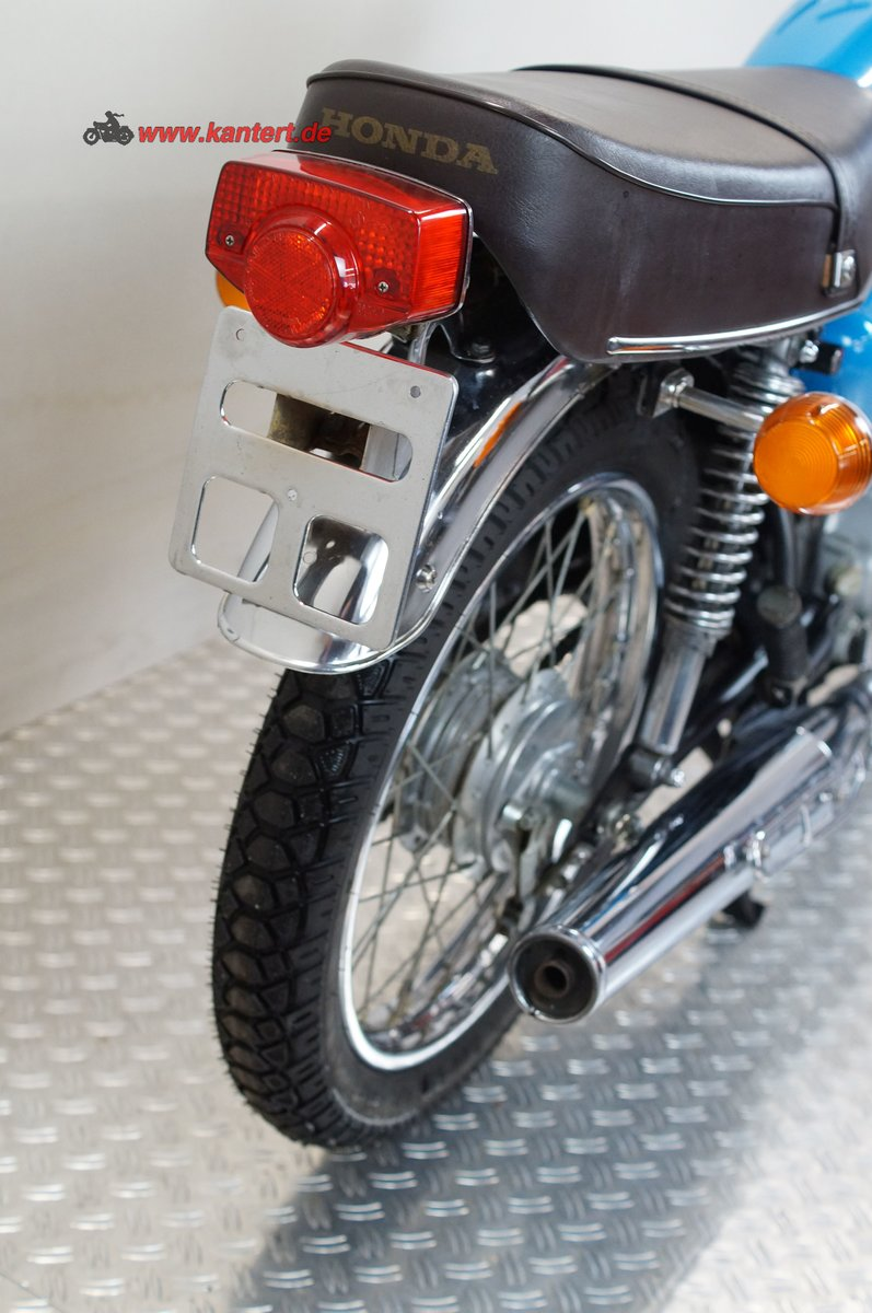 1977 Honda CB 125 S, 124 cc, 14 hp For Sale (picture 3 of 12)