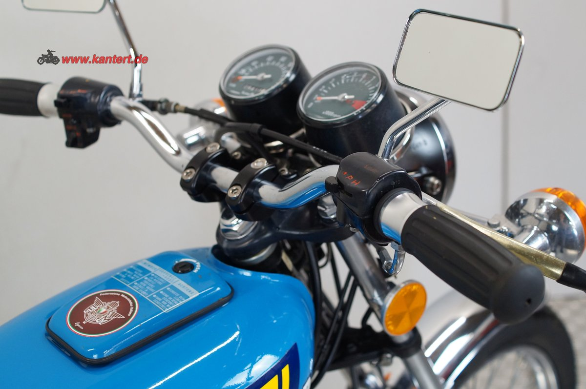 1977 Honda CB 125 S, 124 cc, 14 hp For Sale (picture 4 of 12)