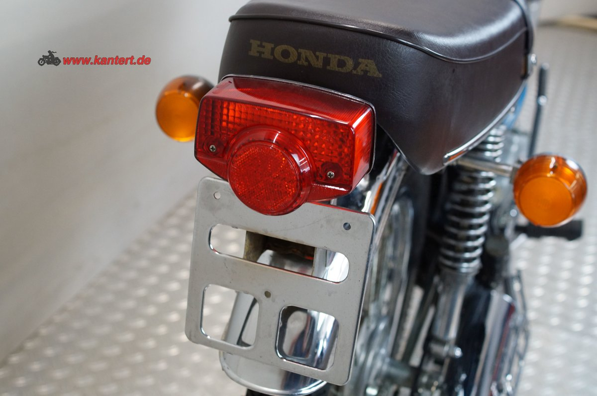 1977 Honda CB 125 S, 124 cc, 14 hp For Sale (picture 10 of 12)