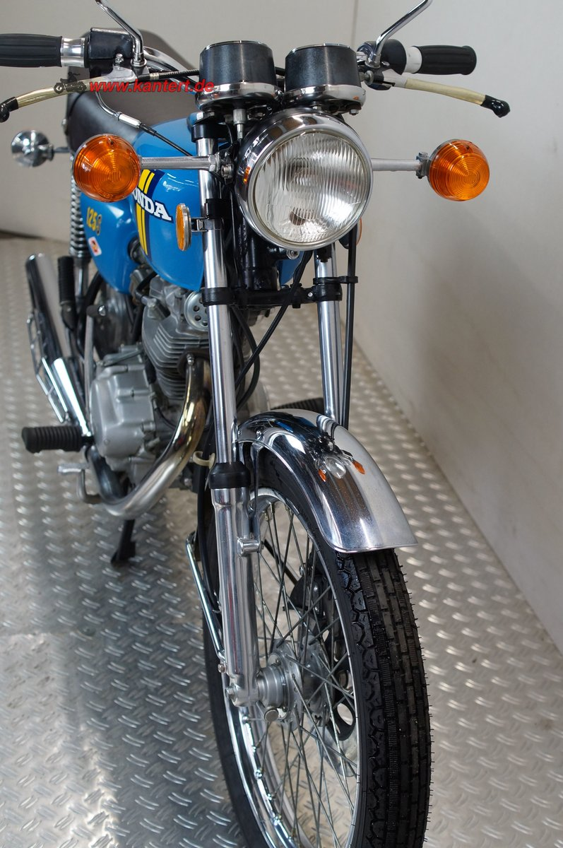 1977 Honda CB 125 S, 124 cc, 14 hp For Sale (picture 11 of 12)