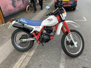Picture of 1987 Honda XL125RC For Sale