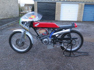 Picture of A 2008 Turnertech Honda CB125T Sprint Bike - 30/06/2021 For Sale by Auction