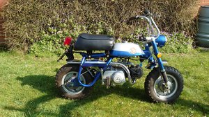 Picture of A 1969 Honda Z50A K1 - 30/06/2021 For Sale by Auction