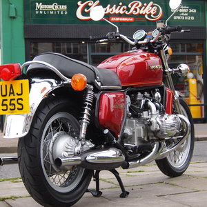 Picture of 1977 Honda GL1000 UK Motorcycle, Very Tidy Example. For Sale