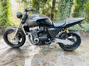 Picture of 1991 Honda cb1000 big one custom streetfighter awesome bike swap For Sale