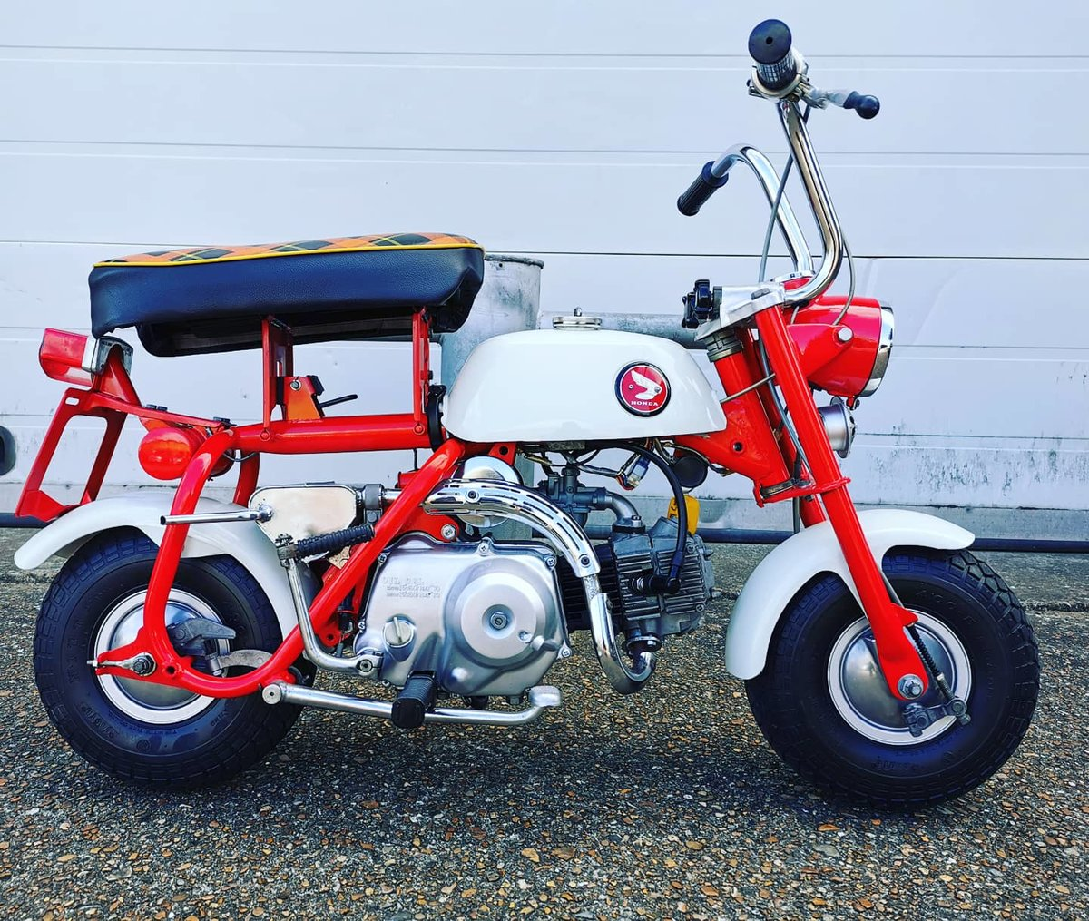 1968 Honda Z50M JDM MODEL For Sale (picture 1 of 10)
