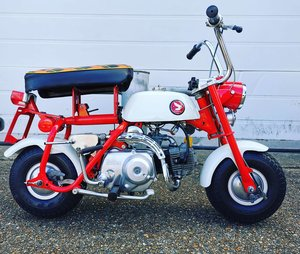 Picture of 1968 Honda Z50M JDM MODEL For Sale