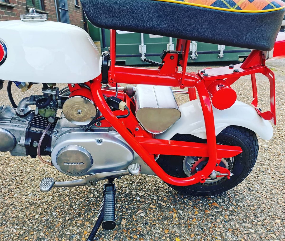 1968 Honda Z50M JDM MODEL For Sale (picture 4 of 10)