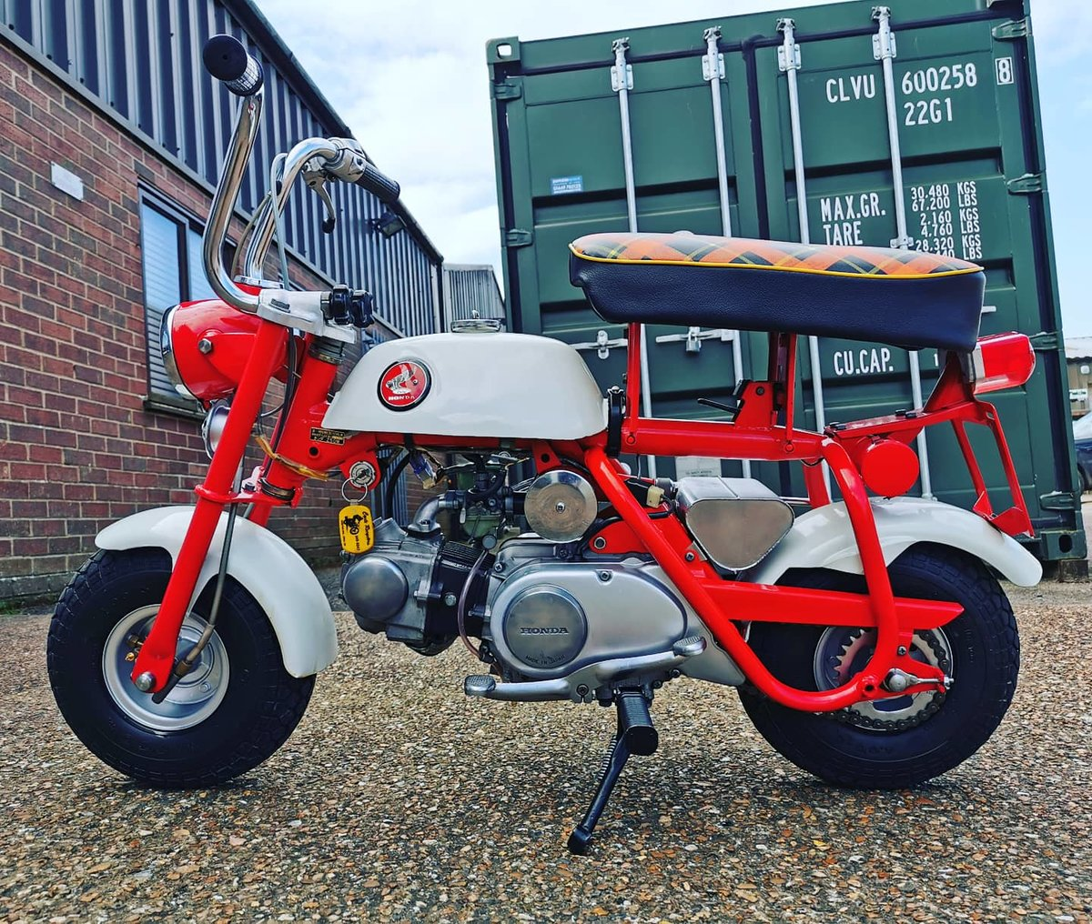 1968 Honda Z50M JDM MODEL For Sale (picture 7 of 10)