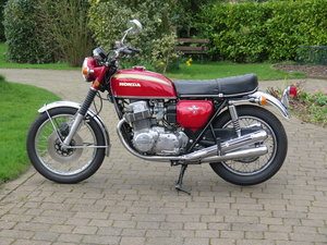 Picture of A 1971 Honda CB 750 K1  - 30/06/2021 For Sale by Auction