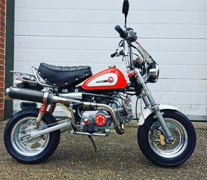 Picture of HONDA Z50 J MONKEY BIKE 1999 JDM MODEL MODIFIED For Sale