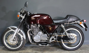 Picture of 1985 Honda CB 500 TT Single Cylinder With Electric Start For Sale