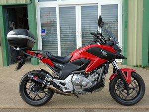 Picture of 2012 Honda NC 700 XA-C Only 7700 Miles From New For Sale