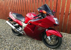 Picture of 2001 Honda CBR 1100XX Super BlackBird Heated Grips Great Example For Sale