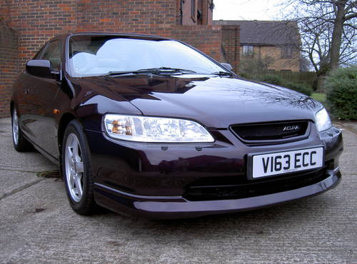 99 accord coupe v6