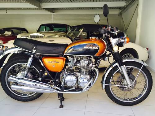 1975 Honda CB 500 Four For Sale | Car And Classic