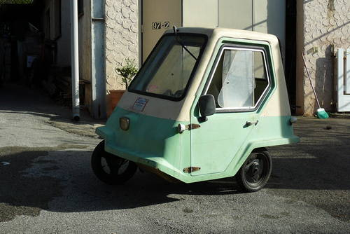 1990 Honda Caren , peel trident,  messerschmitt ,isetta For Sale (picture 1 of 6)
