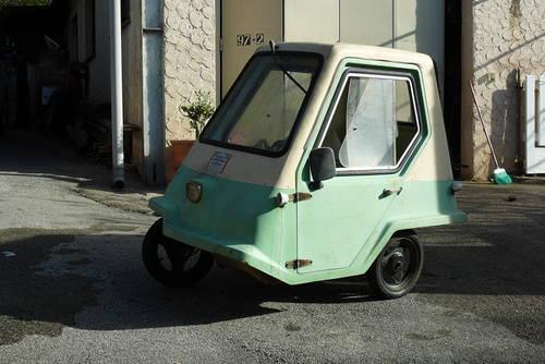 Honda Caren , peel trident,  messerschmitt ,isetta
