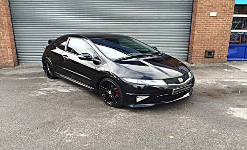 Civic Classic Sedan Black Olx: HONDA CIVIC TYPE R GT NIGHT HAWK BLACK 2007 57 For Sale