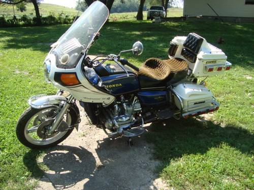 1978 Honda GL1000 Gold Wing For Sale (picture 2 of 6)