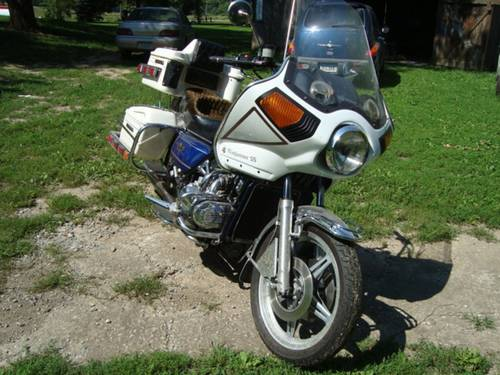 1978 Honda GL1000 Gold Wing For Sale (picture 3 of 6)