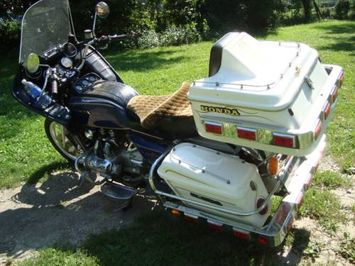 1978 Honda GL1000 Gold Wing For Sale (picture 4 of 6)