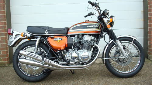 Honda CB750 K4 1974-N **RESTORED** (20 MILES) For Sale | Car