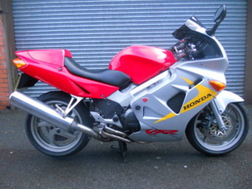 1999 Honda VFR800 Anniversary For Sale (picture 1 of 6)