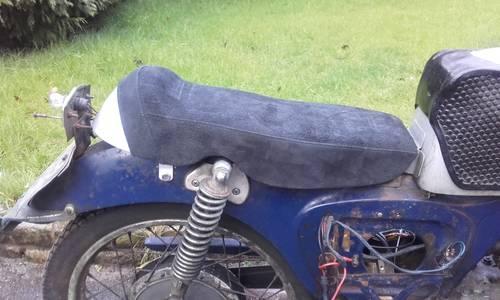 1964 Honda CB92 Replica race seat For Sale (picture 2 of 6)