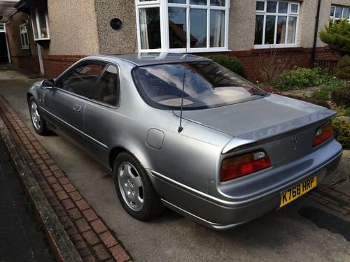 1993 Rare Honda Legend Coupe Auto Spares or Repair SOLD ...