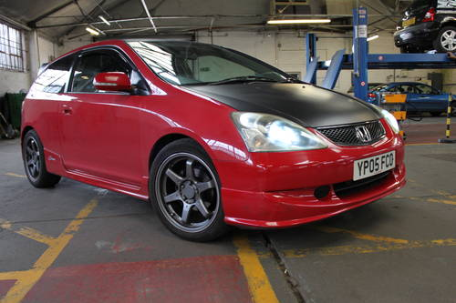 2005 Honda Civic 1.6 Sport  For Sale (picture 3 of 6)