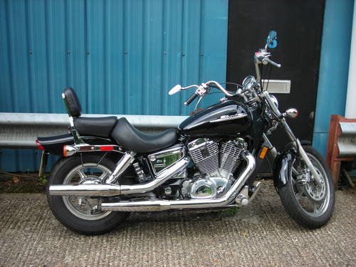 2007 Honda VT1100  For Sale (picture 1 of 6)