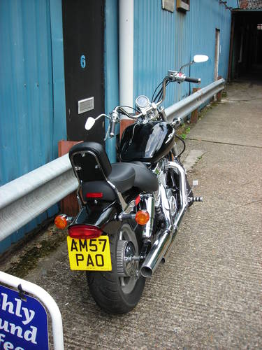 2007 Honda VT1100  For Sale (picture 2 of 6)