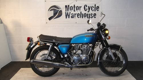 1975 superb CB 550 four  For Sale (picture 3 of 6)
