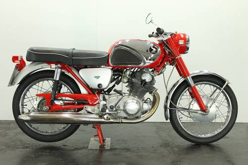 Honda CB72 1963 250cc 2 cyl ohc  For Sale (picture 1 of 6)