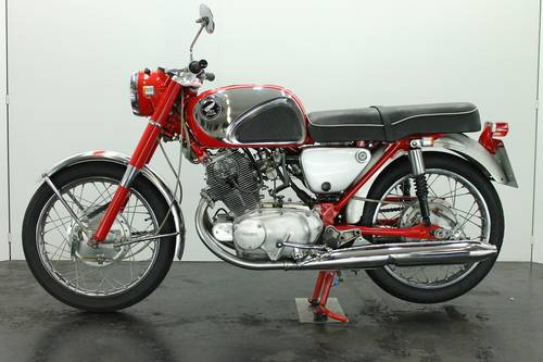 Honda CB72 1963 250cc 2 cyl ohc  For Sale (picture 2 of 6)
