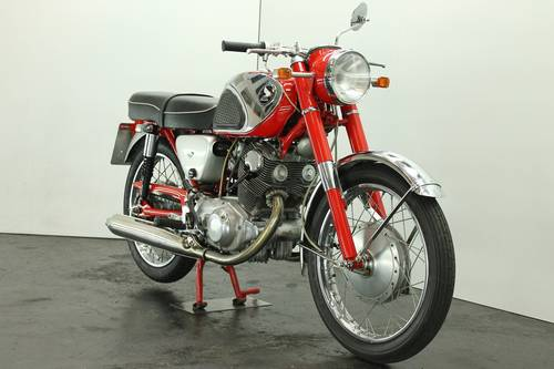 Honda CB72 1963 250cc 2 cyl ohc  For Sale (picture 4 of 6)