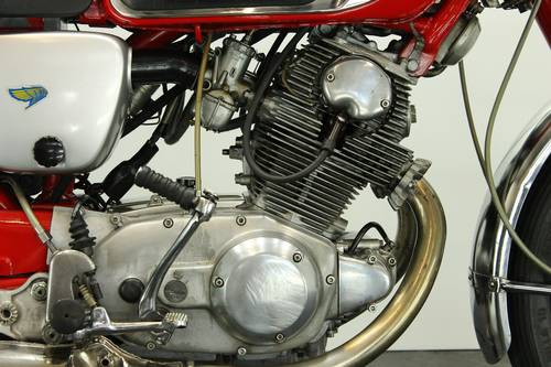 Honda CB72 1963 250cc 2 cyl ohc  For Sale (picture 5 of 6)