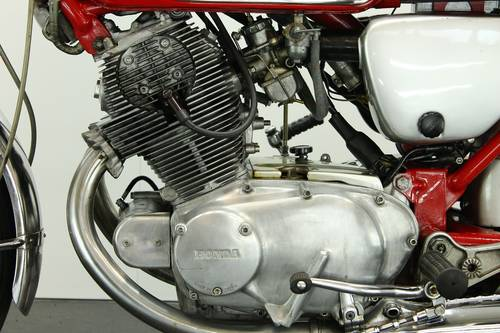 Honda CB72 1963 250cc 2 cyl ohc  For Sale (picture 6 of 6)