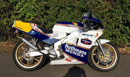 1988 Honda NSR250R SP RJ4 Rothmans - Only 5,000kms For Sale (picture 1 of 6)