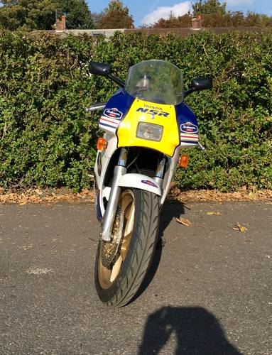 1988 Honda NSR250R SP RJ4 Rothmans - Only 5,000kms For Sale (picture 5 of 6)