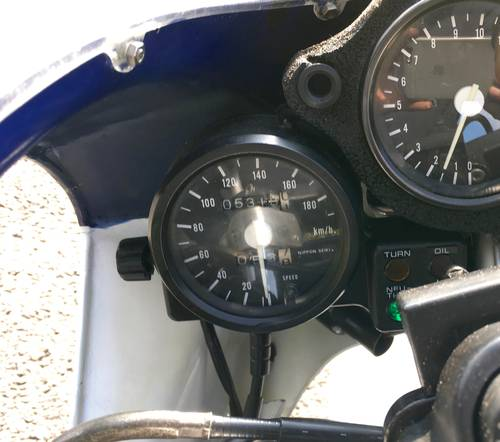 1988 Honda NSR250R SP RJ4 Rothmans - Only 5,000kms For Sale (picture 6 of 6)