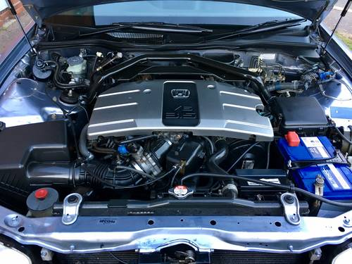 1999 Honda Legend 3.5 V6 SE limited Edition 72000 FSH superb  For Sale (picture 4 of 6)