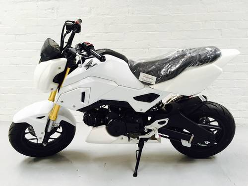 Brand New 2016 MSX125 HRC (Grom Race Base model) For Sale (picture 1 of 6)