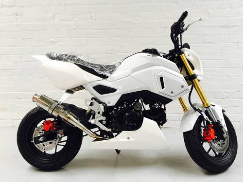 Brand New 2016 MSX125 HRC (Grom Race Base model) For Sale (picture 4 of 6)