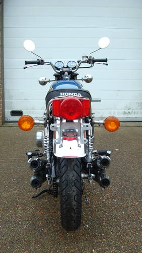 Honda CB750 K5 USA 1975-N **(16661 miles)** SOLD (picture 4 of 6)