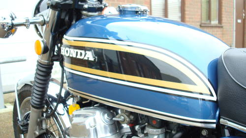 Honda CB750 K5 USA 1975-N **(16661 miles)** SOLD (picture 5 of 6)