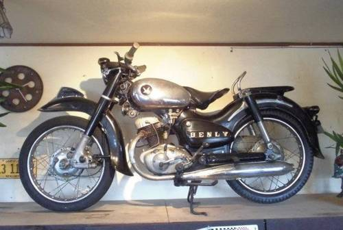 HONDA BENLY model JC57 (1956) For Sale (picture 1 of 5)