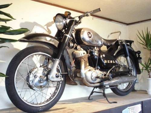 HONDA BENLY model JC57 (1956) For Sale (picture 5 of 5)