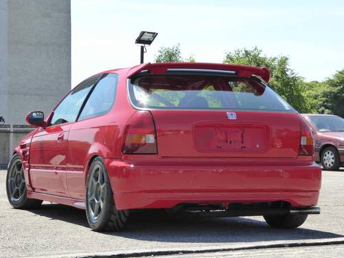 1998 Honda Civic 1.6 Type R EK9 TRACK CAR B20B Conversion 3dr JDM For Sale (picture 2 of 6)